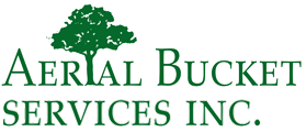 Aerial Bucket Services – Professional Tree Care Logo